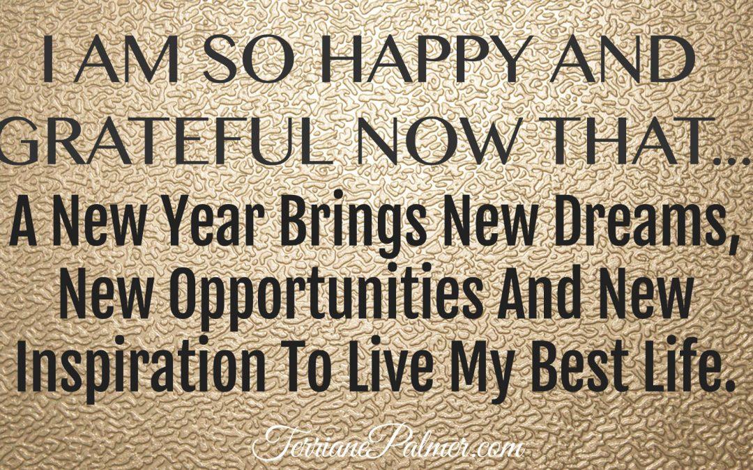 January Affirmation
