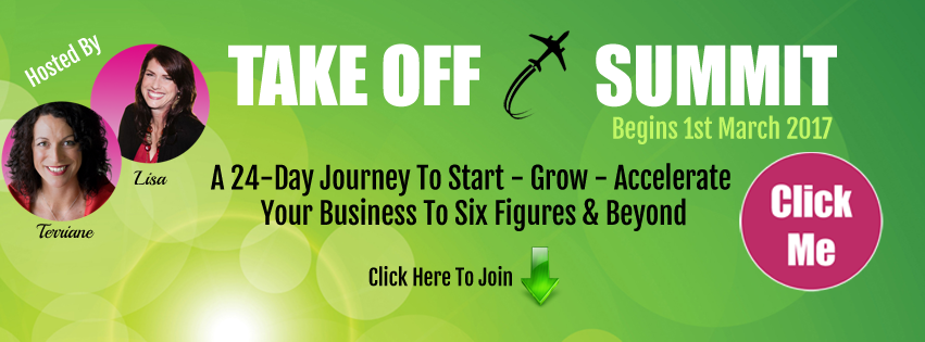 Click Here To Join the FB Take Off Summit Group